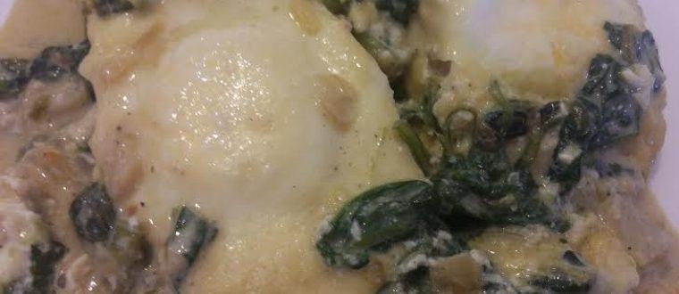 שקשוקה ירוקה עם תרד ללקק ת'אצבעות