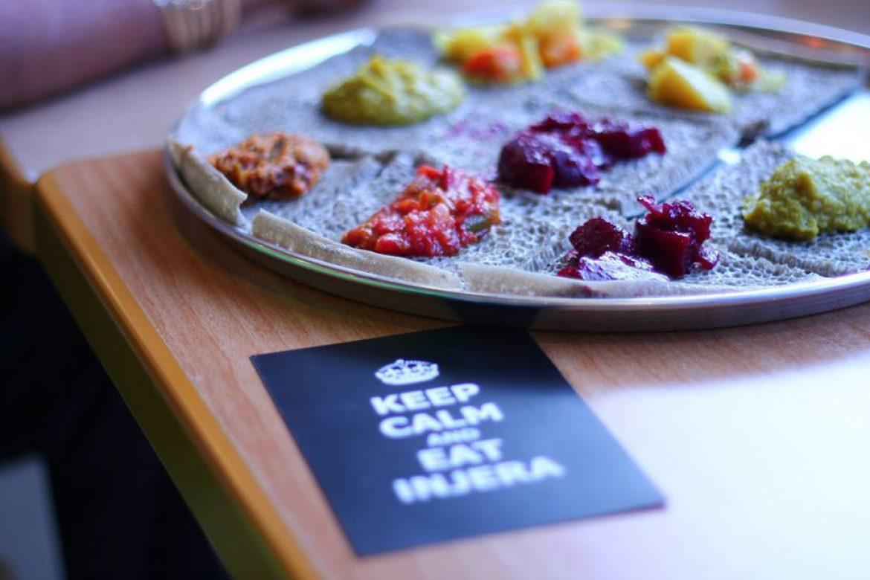 מסעדה אתיופית אותנטית ללה