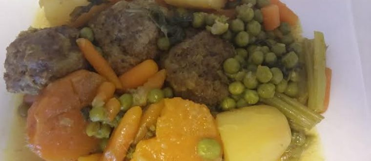 קציצות בריאות עם שפע ירקות