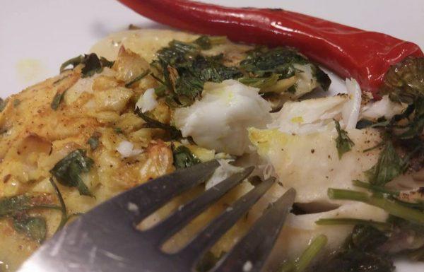 פילה אמנון עסיסי בתנור קל להכנה ובטעם מנצח