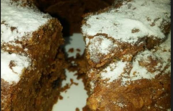 עוגת גזר בחושה עשירה ונימוחה